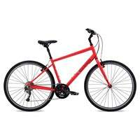 Marin Larkspur CS3 2018 Hybrid Bike - Red - now £239.99 with code + FREE delivery @ Rutland Cycling