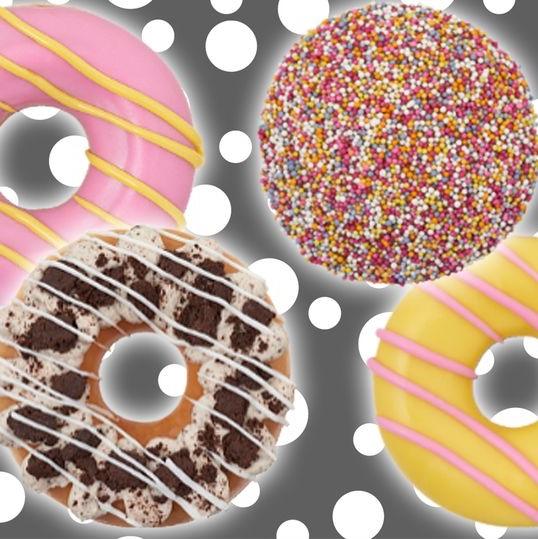 New Retro 90's Krispy Kreme doughnuts 90p / BOGOF TODAY - see full post for details