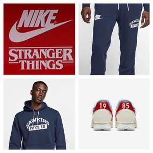 Stranger Things collection from £24.95 (Hawkins baseball cap)  @ Nike Store