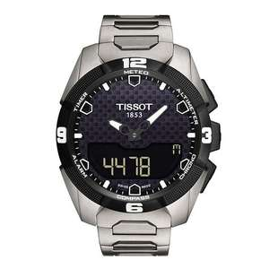 Tissot T-Touch Expert Solar Men's Titanium Bracelet Watch was £835 now £585 and £535 with code (plus 7% possible quidco)