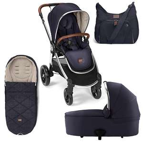 Mamas & Papas ocarro pushchair, Carry Cot, Cold Weather Plus Footmuff & Ellis Shoulder Bag £599.99 / Poss £596.27 with code @ Mothercare