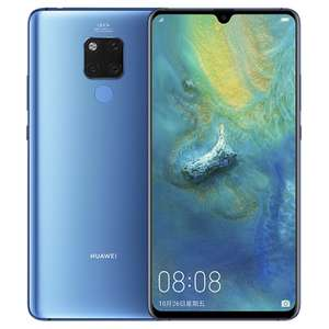 Huawei Mate 20 X Inc Free M-Pen & Case, 30GB Data @ £30 Per Month. £23.99 Upfront (£743.99 total) @ Mobile Phones Direct
