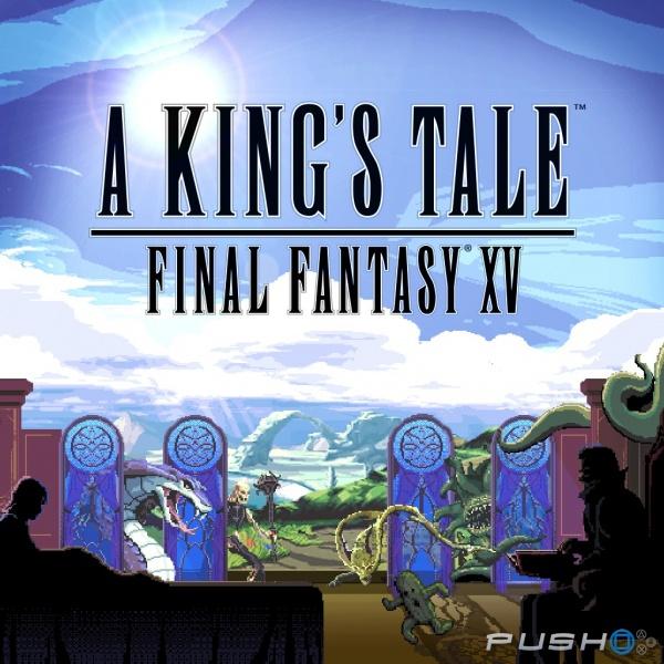 A King's Tale: Final Fantasy XV Free on UK PSN