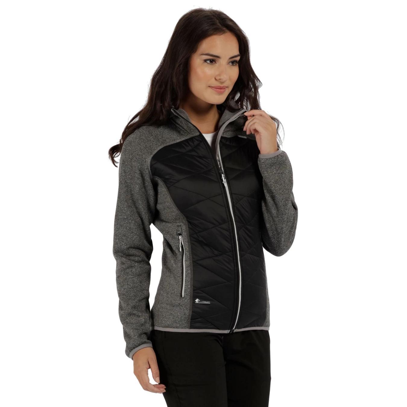 Ladies RegattaBlack 'Anderson' hybrid jacket - £18 Free C&C & Free Del @ Debenhams