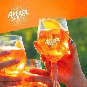 FREE Aperol Spritz between 5-8pm, 10th- 12th July at participating All Bar One outlets nationwide