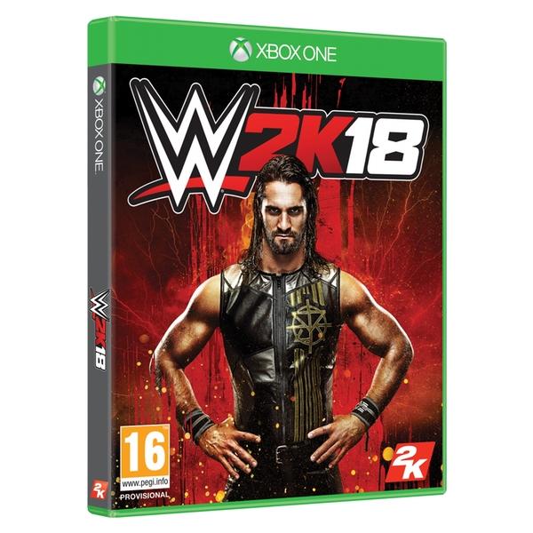 WWE 2K18 Xbox One Game £7.99 @ 365games