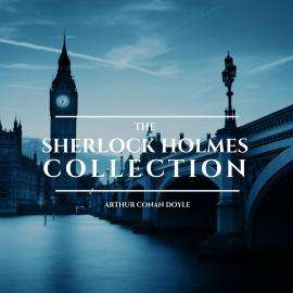 The Sherlock Holmes Collection (8 Unabridged Audiobooks) @ Google Play for £0.49