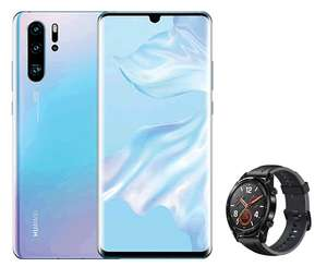 Huawei P30 Pro on Three - Unlimited Minutes & Texts, 100GB Data for £38pm (24mo -£29 upfront - £941 total) plus free GT Watch @ Three