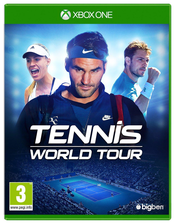 Xbox One Tennis World Tour 2018 edition £13.99 @ Argos