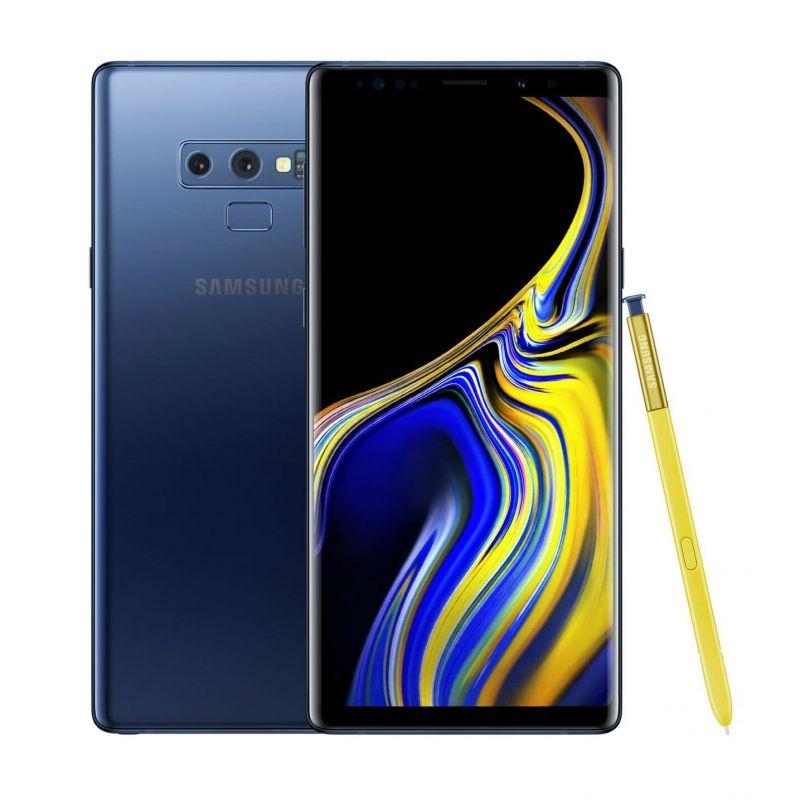 Samsung Galaxy Note 9 N960FD 6GB/128GB Dual Sim SIM FREE/ UNLOCKED - Ocean Blue - £429.99 @ eGlobal Central