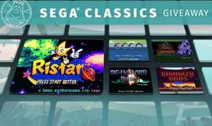 Two Free SEGA Classic Games (Steam) @ Games2Gether (Sponsored by SEGA)