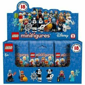 Lego Disney Series 2 Mini Figures, 2 for £4 Instore at Tesco