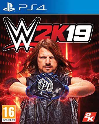 WWE 2K19 PS4 & Xbox One - £12.99 @ Amazon Prime / £15.98 non-Prime