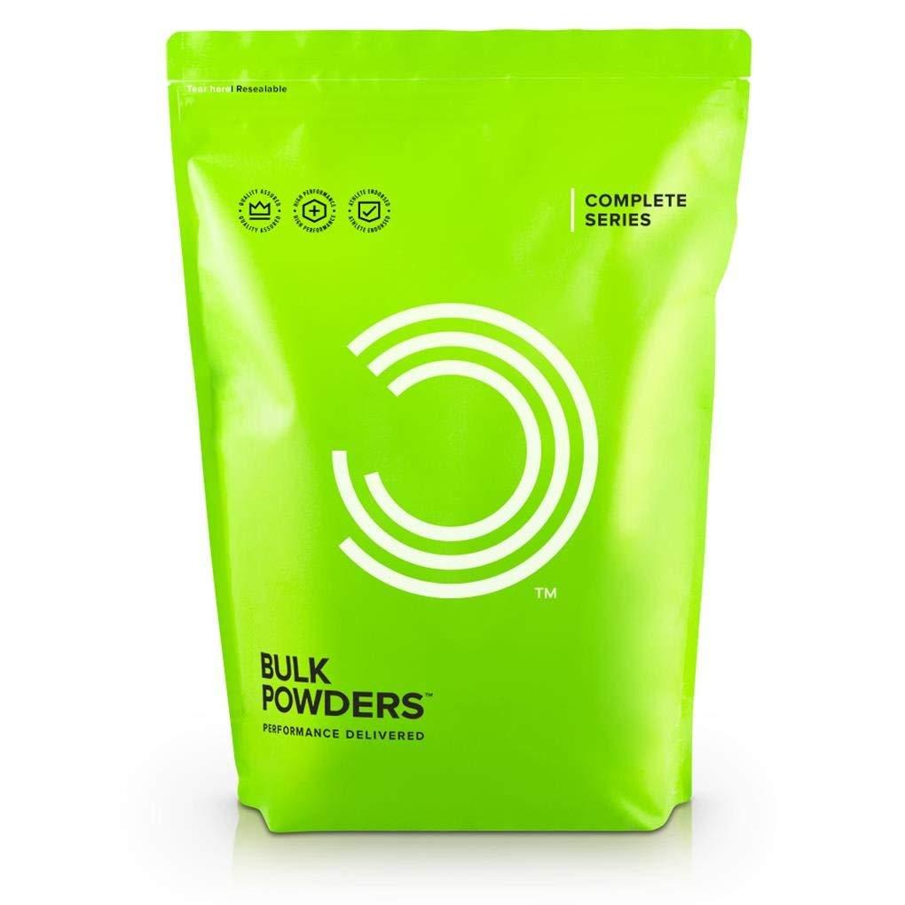 BULK POWDERS Complete Lean Mass Muscle Gain Protein Shake Powder, Chocolate, 2.5 kg - Deals @ Amazon - £17.76 Prime / £22.25 Non-Prime