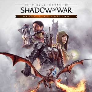 (PS4) Middle-earth™: Shadow of War™ Definitive Edition (Digital) £15.99 with PS Plus @ PlayStation Store