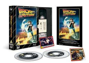 Back to the Future (Limited Edition VHS Collection) [Blu-ray] - £9.99 @ Zoom