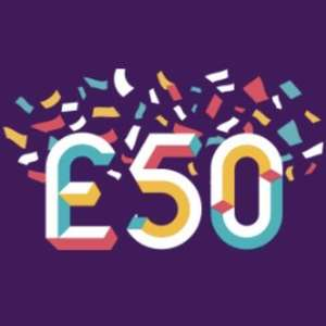 £50 cash back for NatWest Reward Customers (If you open an investment account by 5pm 31st July and invest at least £250)