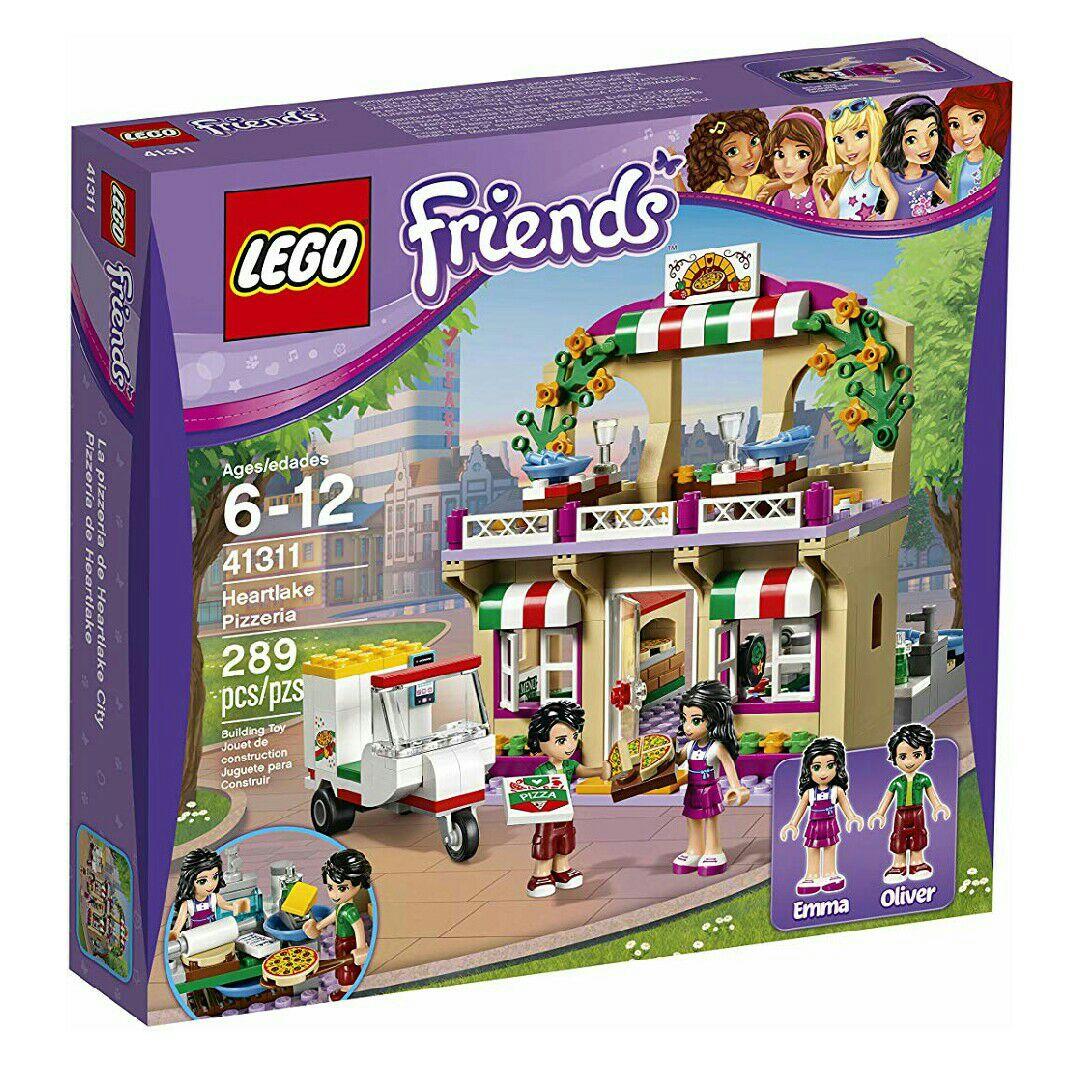 LEGO Friends - Heartlake Pizzeria (41311) £24.99  Amazon