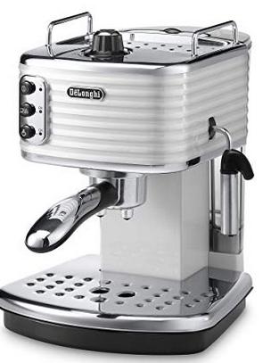 De'Longhi Scultura ECZ351W Traditional Pump Espresso Machine (Used Acceptable) - White £61.44 delivered @ Amazon Warehouse