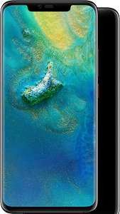 Huawei mate 20 pro. 15GB data & unlimited calls. No UPFRONT fee £30 a month. With O2. Total cost £720 at Mobile Phones Direct