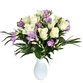 Twilight Bouquet Delivered for £19.99 with code @ Serenata Flowers