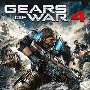Gears Of War 4 Xbox One/PC Play Anywhere £2.74 @ Instant Gaming