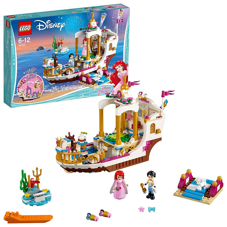 LEGO 41153 Disney Princess Ariel's Royal Celebration Boat £22.50 Amazon