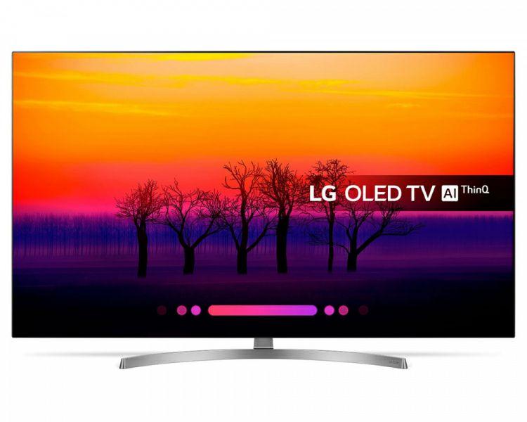 """LG OLED65B8S 65"""" OLED TV B8 £1549 *plus FREE LG WK7 Speaker* @ Crampton and Moore"""