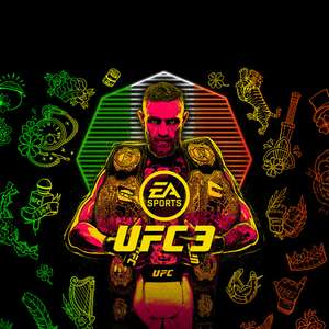 UFC 3 £9.06 / FIFA 19 £11.89 PS4 from PlayStation PSN Store Turkey
