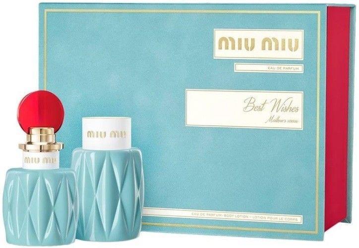 Miu Miu EDP 50ml Gift Sets for just £50.84 delivered @ Fragrance Shop
