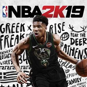 NBA 2K19 Publisher Sale at PlayStation PSN Indonesia - NBA 2K19 £10.40 + more