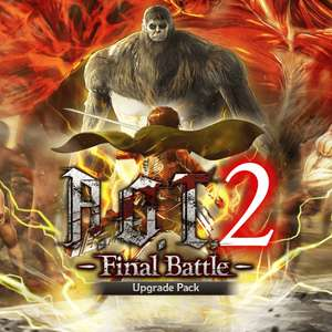 A.O.T 2: Final Battle (PS4) Early Character Unlocks & Costumes Add-On Free @ PSN