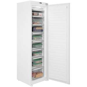 Stoves Integrated Tall Frost Free Larder Freezer £349 ao.com