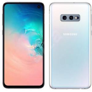 Samsung Galaxy S10e (Prisim white) £27/pm after £240 cashback 50GB data vodafone mobilephonesdirect.co.uk