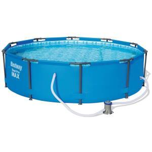 Bestway 10ft x 30in Steel Pro Frame Pool from Wilko £60!