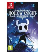 Hollow Knight (Physical) £20.85 (PS4) / £27.85 (Nintendo Switch) @ Base