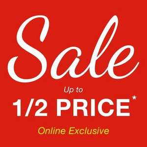 Matalan: Up to 50% off online sale has started - selected lines