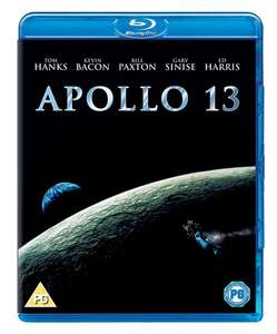 Apollo 13 (20th Anniversary Edition) [Blu-ray] now £3.60 delivered with code SIGNUP10 at Zoom