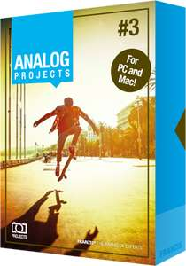 ANALOG projects 3 (Win&Mac)  - FREE for Limited time