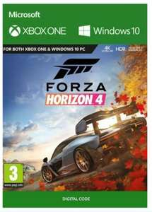Forza Horizon 4 Xbox One/PC £23.99 @ CDKeys