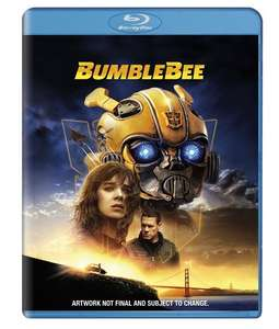 Bumblebee blu ray £7.49 with any other purchase @ HMV In-Store