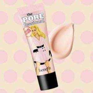 Free Benefit POREfessional Pearl Primer at Benefit stores in London O2 Priority