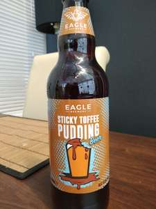 Sticky Toffee Pudding Beer 79p @ B&M
