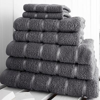Elizabeth Jayne Seven-Piece 500gsm Egyptian Cotton Towel Bale (Various Colours) £11.97 delivered @ Groupon