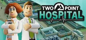 [Steam] Two Point Hospital £12.49 @ Steam Store