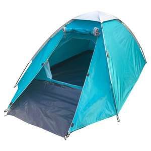 Tesco 2 Man Double Layer Tent @ Tesco £16