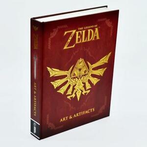 The Legend of Zelda: Art & Artifacts (Hardback) £13.58 delivered @ Zavvi + Others