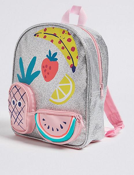 Kids' Fruit Backpack @ M&S Free C&C £9