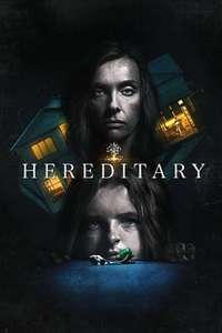 Hereditary 4K and others at $4.99 US iTunes