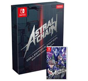 Astral Chain Limited Edition + Exclusive T-Shirt Nintendo Switch £69.85 @ ShopTo